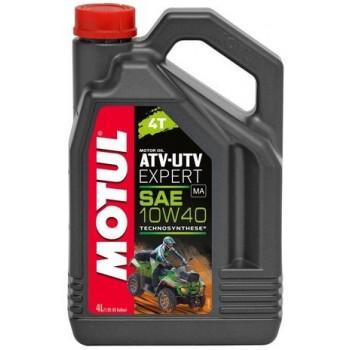 Мотор/масло MOTUL ATV-UTV EXPERT 10w40 (4л) 105939