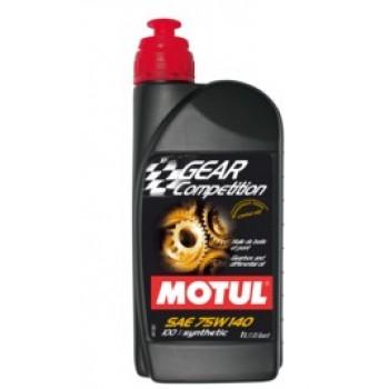 Транс/масло MOTUL Gear FF Competition 75w-140 (1 л) 105779