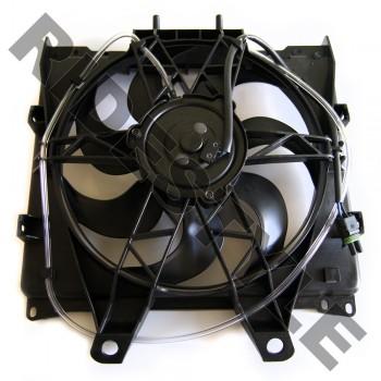 Вентилятор охлаждения радиатора в сборе квадроцикла BRP /Can-Am G2 Outlander /Renegade 709200488 /709200563 /709200317