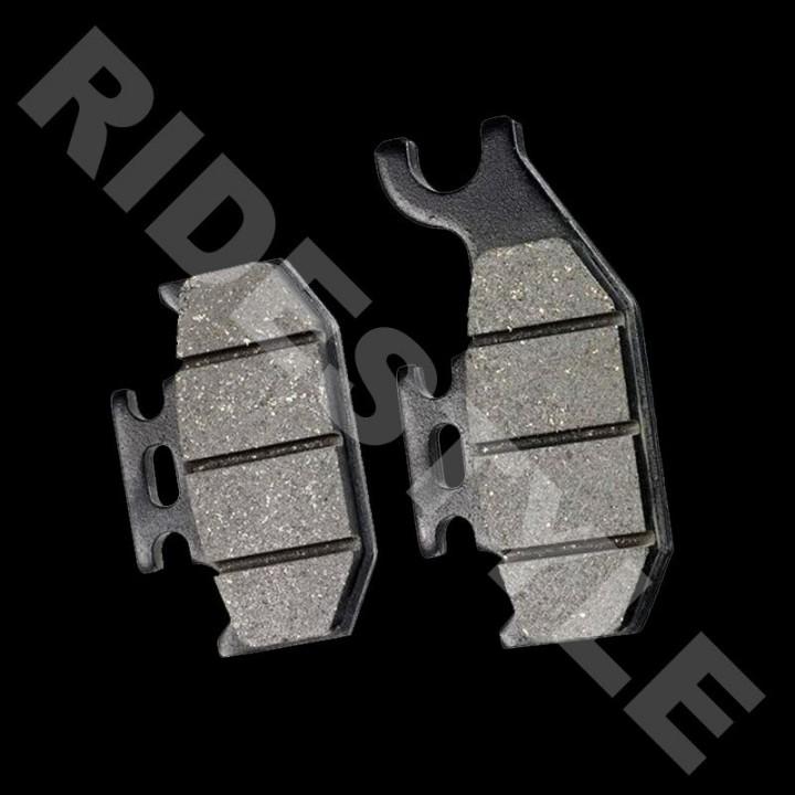 Оригинальные тормозные колодки BRP/Can-Am передние левые/задние 705600349