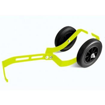 Тележки снегоходные желтые Hord Sled Roller H16-SR-YL