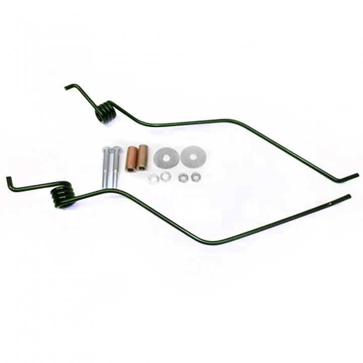 Скребки унивесальные снегохода зеленые Kimpex 101378