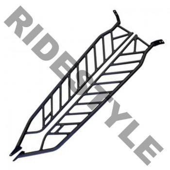 Подножки снегохода Yamaha Nytro RTX SE/XTX 2009-2014 Skinz 241-03070B /YAFRB200-FBK