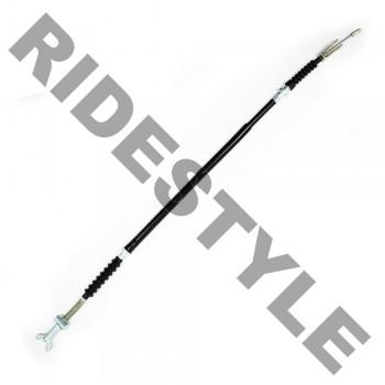 Трос ножного тормоза квадроцикла Kawasaki KVF 650/750 Black Vinyl Rear Foot Brak 54005-0018