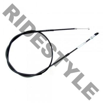Трос ручного тормоза квадроцикла Yamaha Raptor YFM 700R Black Vinyl Rear Hand Brake MotionPro 05-0374