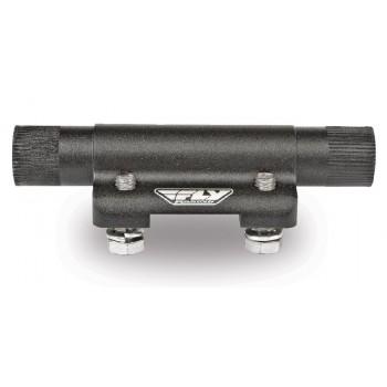 "Адаптер проставки руля SkiDoo Rev 8mm болты 1.45"" FLY Racing Aluminum Pivot Post Adapter 18-95022A"