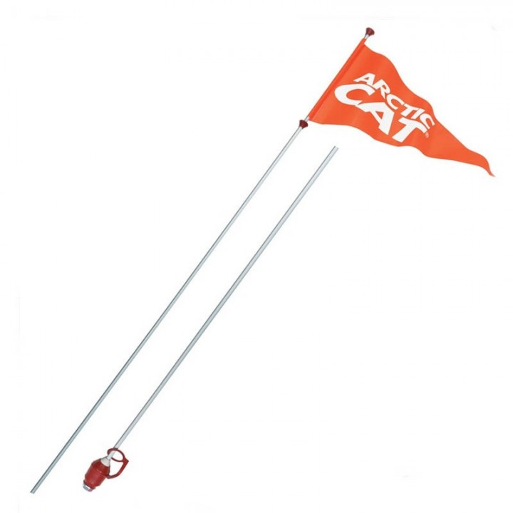 Флаг ArcticCat WildCat/Mudpro/TRV/Prowler 0436-014
