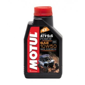 Мотор/масло MOTUL ATV SXS POWER 4T 10w50 (1л) 105900