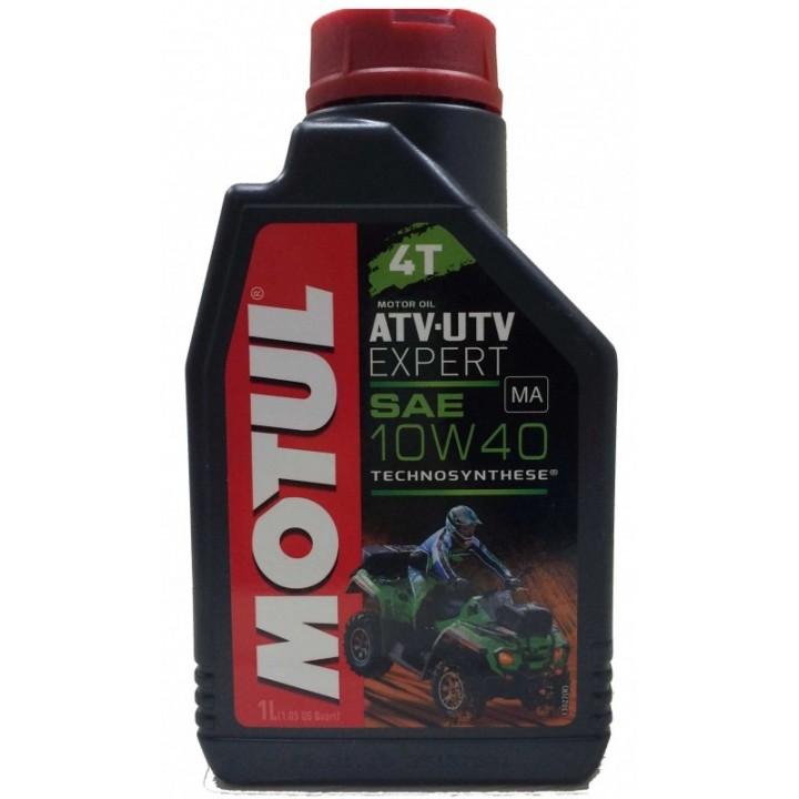 Мотор/масло MOTUL ATV-UTV EXPERT 10w40 (1л) 105938