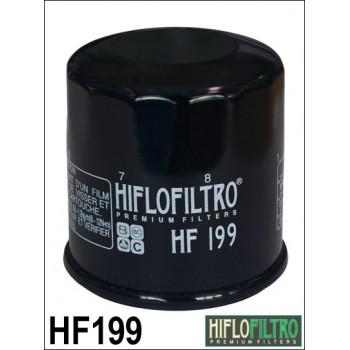 Масляный фильтр квадроцикла Polaris 3084963/3089996/2520799 Sportsman 850/570/550/500/400 Hiflo hf199
