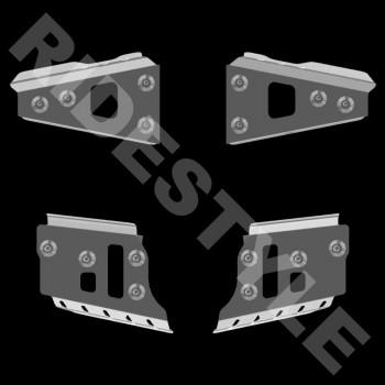 Защита рычагов квадроцикла Polaris Sportsman 550/850 XP , Sportsman 550/850 Touring/X2 40.1725