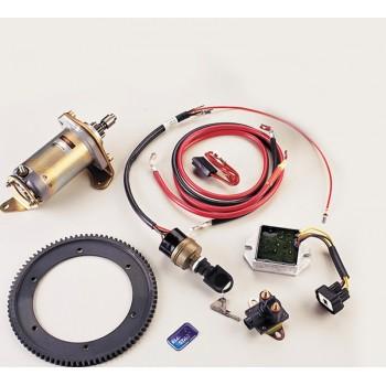 Комплект установки электростартера Ski-Doo REV XP 600 ETEC 2009-2011 860200263