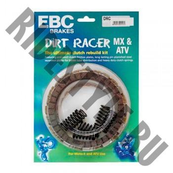 EBC комплект сцепления Raptor/YFZ DRC128