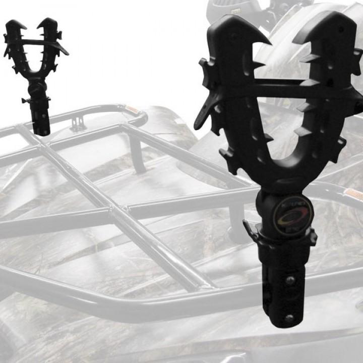Крепление для ружья/лопаты/топора на багажник/руль квадроцикла, универсальное Kolpin Rhino Grip XL 21530