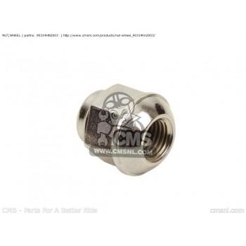 Ступичная гайка Honda TRX 680/650/500 90314-HN2-003