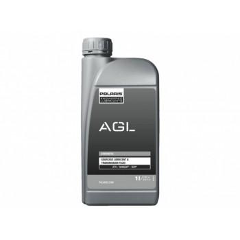 Масло трансмиссионное POLARIS AGL PLUS GEARCASE LUBRICANT QT (1 л.) в коробку и задний редуктор 502080 /502505