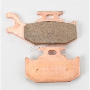 Тормозные колодки передние правые Can-Am G1 Outlander / Renegade 705600349 Yamaha Raptor 700 1S3-W0046-01-00 OTRSS FA317 / FA414