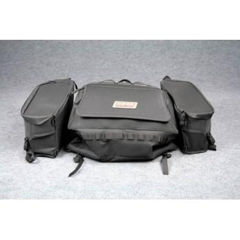 Кофр мягкий квадроцикла универсальный черный Quad Boss 156900