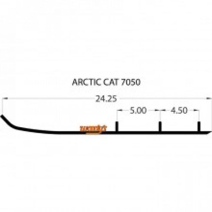 Коньки для снегохода Arctic Cat Bearcat /Thundercat /Pantera/Panther 0703-251/0703-173/EAT3-7050-1/EAT3-7050/16-72408
