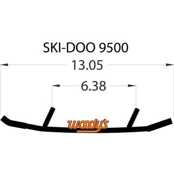 Коньки для лыж снегохода BRP/Ski-Doo Expedition Sport/SE/LE GrandTouring Sport 11+ 860200141 Woodys ESD3-9500/16-72445