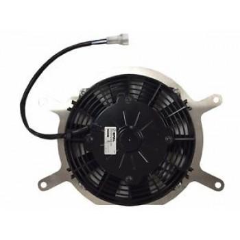 Вентилятор радиатора Yamaha Grizzly 700/550 /Kodiak 700 2007+ 70-1027 /22-01027 /B16-E2405-00-00 /1HP-E2405-00-00 /3B4-12405-00-00 /28P-12405-00-00 /28P-1240A-00-00