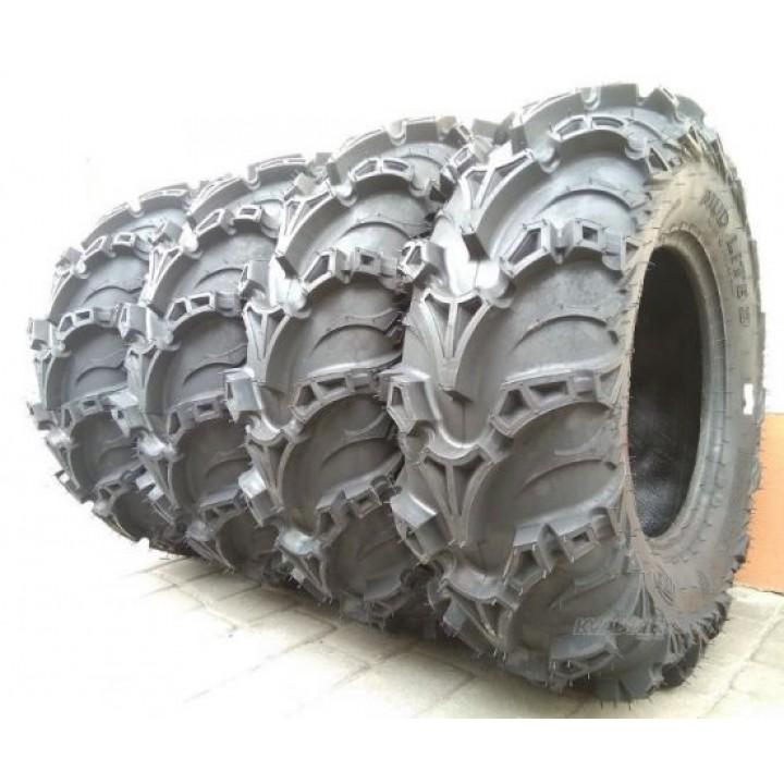 "Грязевые шины для квадроцикла на 12 диск ITP Mud Lite II 27"" 27x9-12+27x11-12"