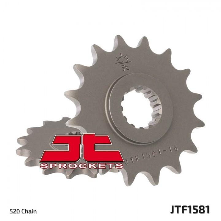 Звезда ведущая 15 зубов под 520 цепь Yamaha FZ6S /YZF-R6 /JTF1581.15
