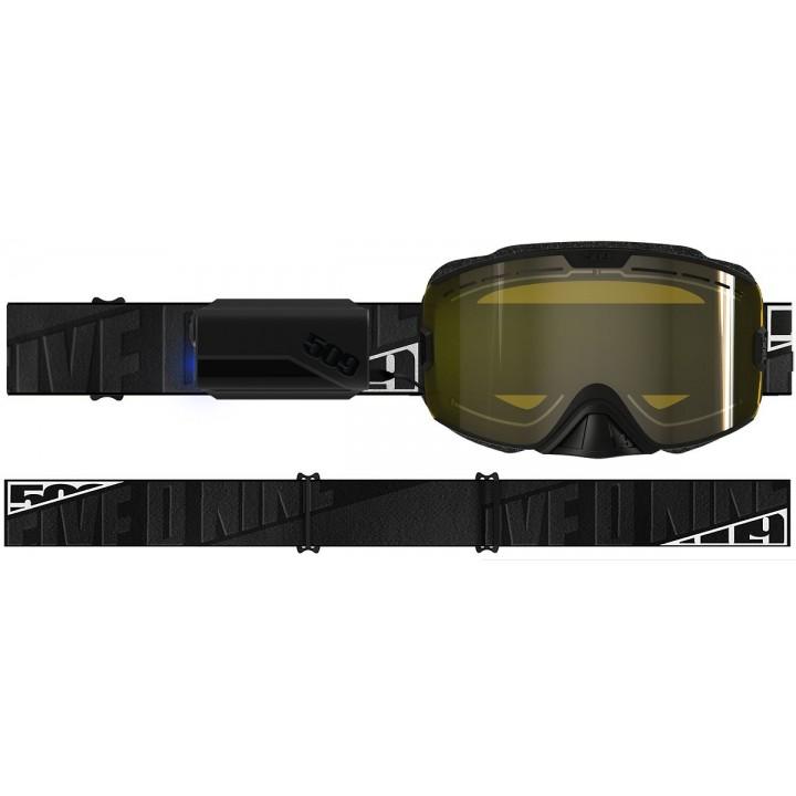 Очки с подогревом 509 Kingpin Ignite Whiteout (Polarized) F02001400-000-003