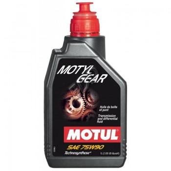 Трансмиссионное масло Motul Motylgear 75W90 1л 100093 /003481 /105783
