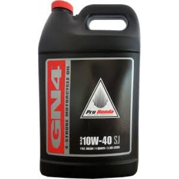 Моторное масло 4Т  PRO Honda GN4 SAE 10w-40 3.78L 08C35-A141L01