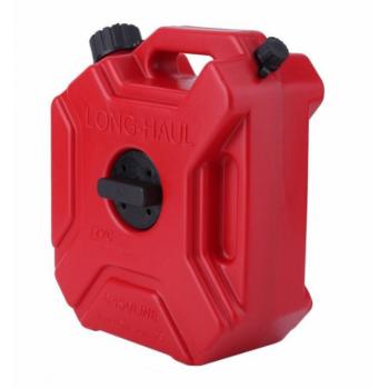 Канистра пластиковая для квадроцикла /снегохода с креплением ENJOIN 5L PE Jerry Can EJ-S0015