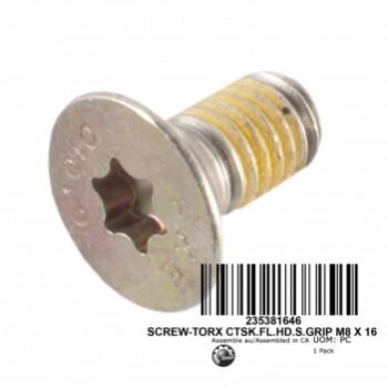 Болт крепления тормозного диска BRP Outlander /Renegade /Commander /Traxter 235381646