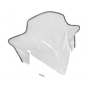 Ветровое стекло снегохода Polaris Voyager/Indy Voyager 2014+ 52см 5438870 12-9859-3
