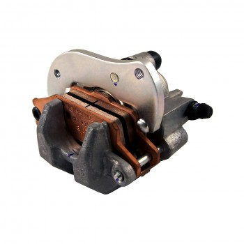 Суппорт тормозной задний правый Yamaha Grizzly 700 2007+ 3B4-2580W-01-00 /3B4-2580W-00-00 /3B4-2580W-11-00