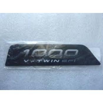 Наклейка двигателя правая квадроцикла CanAm Outlander 1000 704902725