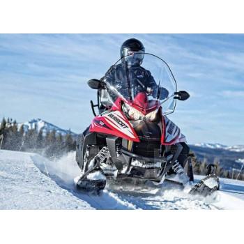 Стекло снегохода 67см 2мм Arctic Cat Pantera 7000 XT /Bearcat 7000 XT 6606-919 /6606-587 /7606-256