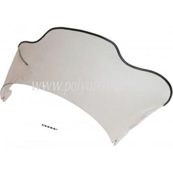 Ветровое стекло для детского снегохода Yamaha SRX 120 8JM-K7211-00-00 13-17 /Arctic Cat Sno Pro /SRX /AC /ZR 120 07-17 4606-411