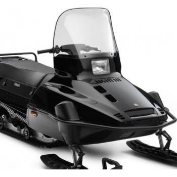 Ветровое стекло снегохода 50см 3мм Yamaha Viking VK540 /Viking 540 86V-77210-10-00 /86V-77210-10-XX /47см 3мм