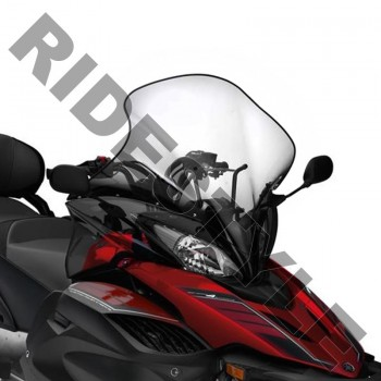 Ветровое стекло Yamaha RS Venture TF/GT 2009+ 3mm 8HF-77210-10-00/8HF-K7210-00-00 12-9890