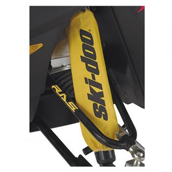 Чехлы амортизаторов снегохода Ski-Doo желтые 860201130 /861775500