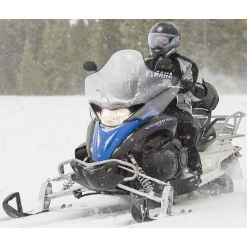 Стекло ветровое для снегохода Yamaha Venture Multi Purpose /VENTURE LITE /Nytro XTX 8GJ-77210-10-00 56см 3мм