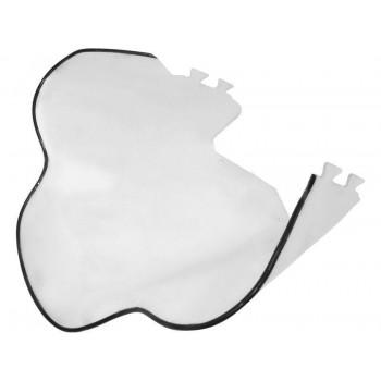 Ветровое стекло снегохода BRP/Ski-Doo Freestyle /LEGEND /SKANDIC /TUNDRA 300F/550/800 517303440 /517303348 /12-9866
