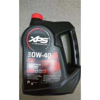 Масло синтетическое для двигателя снегохода /квадроцикла 4Т 0w40 BRP /Ski-Doo /LYNX XPS 619590115 / 779140 / 779287