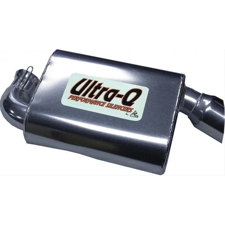 Глушитель снегохода Polaris 800/600 Switchback /Rush /RMK /Indy 2011+ SKINZ Ultra-Q  241-06550 /UQ-2215C