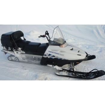 Накладки на лыжи снегохода Polaris Widetrak LX /Ski-Doo для лыж DS 2 /№7 /1200x270x6