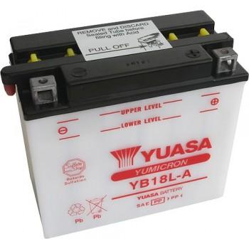 Аккумулятор Yuasa YB18L-A /YTX20HL-BS