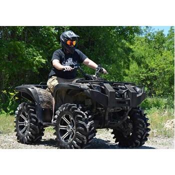 Бампер усиленный передний Yamaha Grizzly 700 07-15 SuperATV FB-Y-GRIZ700-00