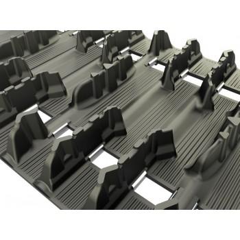 "Гусеница снегохода 45мм зацеп для Yamaha APEX 8HG-47110-00-00 /Polaris 5412943 /5412616 FS /FST/Classic /ARCTIC CAT 2602-019 /2602-096 F1000 /F5 /F6 /F8 Composit Talon 45 C 45 15X128X1.77 2.52"" DC00000"
