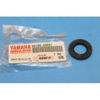 Сальник ведущего вала вариатора Yamaha Majesty/Riva 93102-25299-00/93102-25395-00 30-45-5(7)