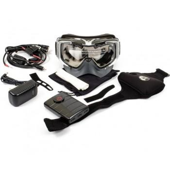 Очки с подогревом снегоходные BRP Helium Electric 4475840008 /4478280008